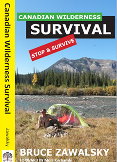 Canadian wilderness survival