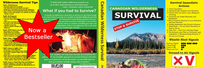 Cover of Canadian Wilderness Survival