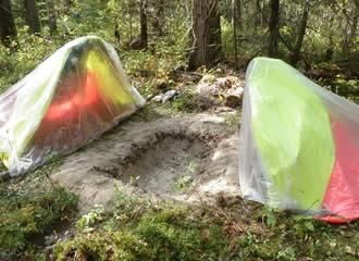 Snugpak All Weather Shelter 61670 Olive NEUF